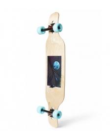 Elixir Elixir Longboard F3 Geo V2 Fieberflex beige wood