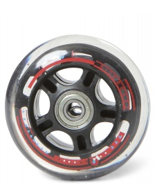 Micro Micro Wheel Clear 80er black clear
