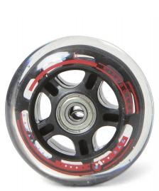 Micro Micro Wheel Clear 80er black clear