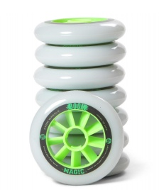 Atom Atom Wheels BOOM Magic X Firm 100er white/green
