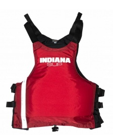 Indiana SUP Indiana Schwimmweste Swift red/white