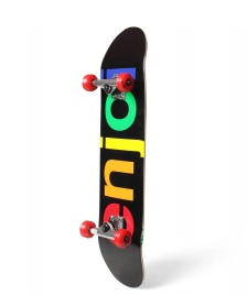 Enjoi Enjoi Complete Spectrum Resin black rasta