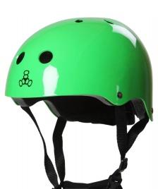 Triple 8 Triple 8 Helmet Lil 8 EPS Liner green glossy