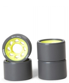 Radar Radar Wheels Halo 59er black/yellow