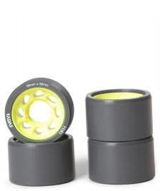 Radar Radar Wheels Halo 59er black/yellow
