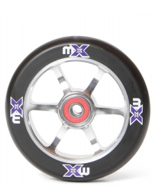 Micro Micro Wheel MX 110er silver/black