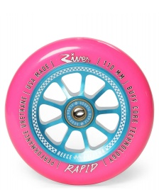 River River Wheel Rapids Doeszema 110er blue/pink