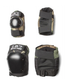 187 Killer 187 Killer Pads Combo Pack black/camo