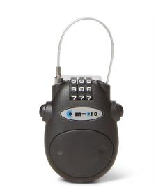 Micro Micro Lock Kabelschloss black