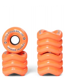 Shark Shark Wheels California Roll 60er orange