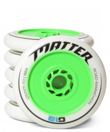 Matter Matter Wheels F0 G13 125er green/white