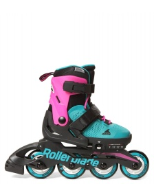Rollerblade Rollerblade Kids Microblade turqouise/pink