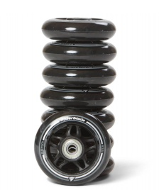 Rollerblade Rollerblade Wheels Performance 80er black/silver