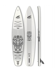 Indiana SUP Indiana SUP 12`6 Touring Pack white/grey