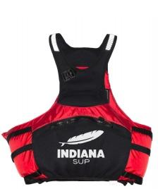 Indiana SUP Indiana Schwimmweste Stamina red/black
