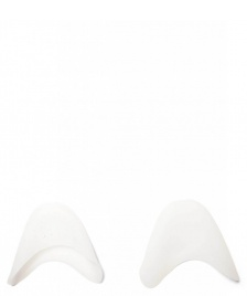 MyFit MyFit Toe Cover Gel white