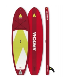Apatcha SUP Apatcha SUP 10`6 Fire red