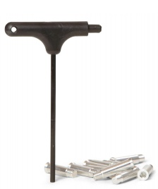 Luigino Luigino Tool & Axle Kit black