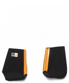 MyFit MyFit Footies Heel lock 2mm black