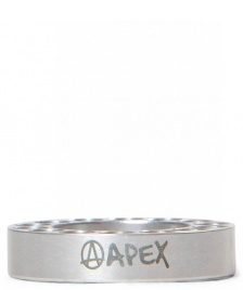 Apex Apex Spacer Bar Riser silver raw