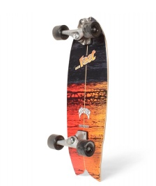 Carver Carver Surfskate Psycho killer Lost C7 black/orange