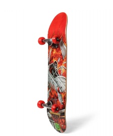 Darkstar Darkstar Complete Trick Youth red veneer