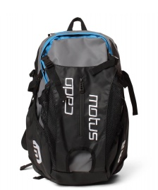 Cadomotus Cadomotus Backpack Waterflow black/blue