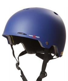 Triple 8 Triple 8 Helmet Gotham Mips EPS Liner blue matte