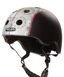 Melon Melon Helmet Aviator black