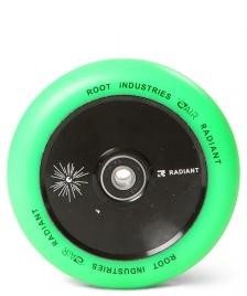 Root Industries Root Industries Wheel Air 110er black/green splatter