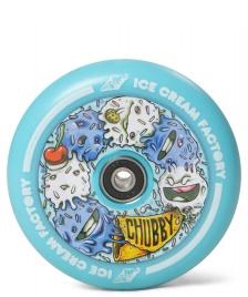 Chubby Chubby Wheel Ice Cream Factory 110er blue