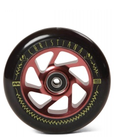Tilt Tilt Wheel Meta Tommy Christiana 110er black/red
