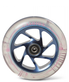 Tilt Tilt Wheel Meta Will Cashion 120er blue clear