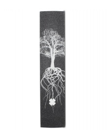 Lucky Lucky Griptape Deep Roots black