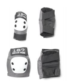 187 Killer 187 Killer Pads Combo Pack grey/white