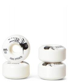 Bones Bones Wheels STF Balck Widow white/black