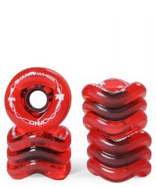 Shark Shark Wheels DNA 72er red