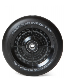 Infinity Infinity Wheel Compass V2 110er black