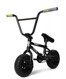 Rocker Rocker Mini BMX 3+ The Knight black/black
