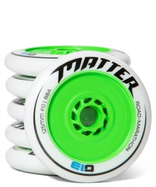 Matter Matter Wheels F0 G13 Disc 125er green/white