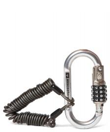 AO AO Scooter Lock Carabiner silver