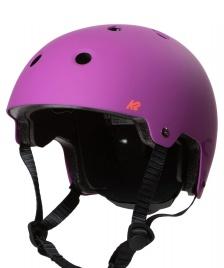 K2 K2 Helmet Varsity purple camo