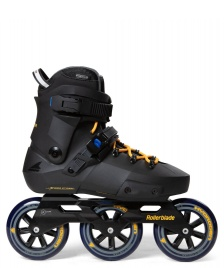 Rollerblade Rollerblade Twister Edge 110 3WD black/yellow mango
