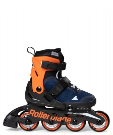 Rollerblade Rollerblade Kids Microblade orange/black/blue
