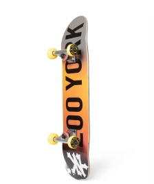 Zoo York Zoo York Skateboarding Cracker orange