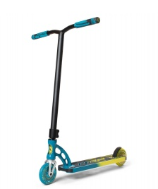 MGP (Madd Gear) MGP Scooter Origin Pro Faded blue/yellow/black petrol