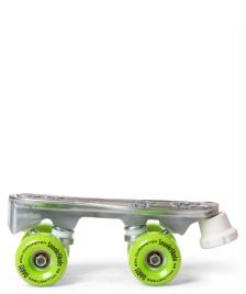Sneekrskate Sneekrskate Roller Plates SLV silver/green