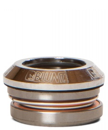 Blunt Blunt Headset Integrated silver polished