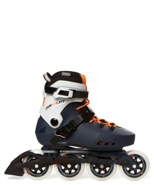 Rollerblade Rollerblade Maxxum Edge 90 blue/white/orange saphir