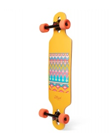 Long Island Long Island Longboard Onawa Mid Drop yellow